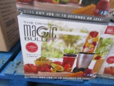 | 1x | MAGIC BULLET | UNCHECKED AND BOXED | NO ONLINE RE-SALE | SKU C5060191467360 | RRP £39.99 |