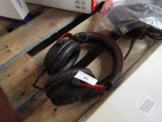 Hyper X gaming headphones, untested and boxed.