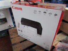 Canon Pixma TS5150 printer, untested and boxed.