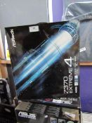 AS Rock Z370 Extreme 4 motherboard, untested and boxed. RRP £95.00