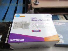 Netgear WiFi extender, untested.