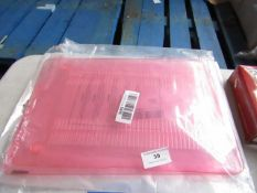 2x Laptop cases, unchecked,