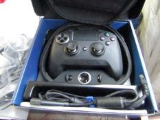 Playstation 4 Razer Raiju Ultimate controller, untested but includes button accessories, carry