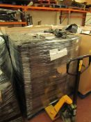 | 56X | THE PALLET INCLUDES X HOSES, AIR HAWKS, AIR FRYER XL AND MORE | BOXED AND UNCHECKED | NO