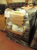 | 43X | THE PALLET INCLUDES X HOSES, WONDER CORE, AIR FRYER XL AND MORE | BOXED AND UNCHECKED | NO