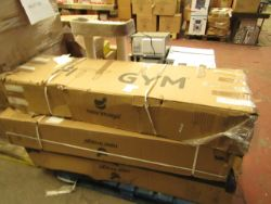 We are still open on Monday!!, Sunday Indoor Fitness Auction with a full variety of gym machines, wonder cores, squat magics, fit cubes & more!