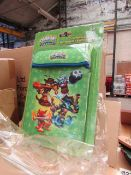 "Box of 12 Skylander Universal Cargo Sleeves For 7"" Tablets/Notebooks. New & Packaged"