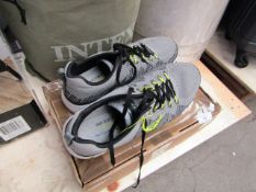 Sketchers comfort trainers, size 11, used and boxed.