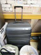 Antler large suitcase, no major damage.