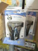 2 x Sunshine Kitds Cup Caddys. See Image. New & Packaged