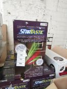 | 1x | STARTASTIC ACTION LASER PROJECTOR | UNTESTED & BOXED | NO ONLINE RE-SALE | SKU - | RRP £19.99