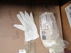 Pack of 12x Arco Stretch Nylon Gloves, new