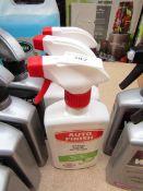 3x 500ml Spray bottles of Auto Finish Speed Shine Detailer, new