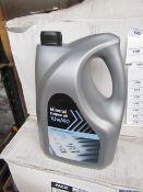 4ltr Bottle of 10w/40 mineral engine oil, new