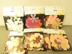 13 x packs of 50 per pack various Designs Perfect Petals Die CutsFlowers RRP £1.99 each new see