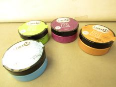 4 x I Z INK 3D 75ml Textured Paste Various Colours RRP £5.99 each new see image