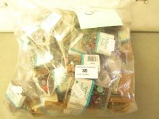 50 x various packs of Dovecraft Designer Brads Embellishments for Cards, Projects & scrapbooks