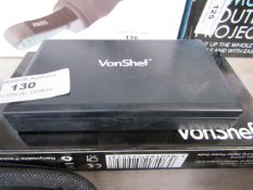 VONSHEF - Digital Scale - Untested & Boxed.