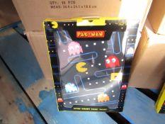 2x Of 10 PCS - Ipad Mini Smart Case (Pac-Man - Maze) - Packaged & Boxed.