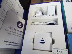 Pyramid WiFi - Portable Router - Untested & Boxed.