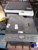 2x Printers - Brother - DCP - Untested. Develop - Ineo 165 - Untested.