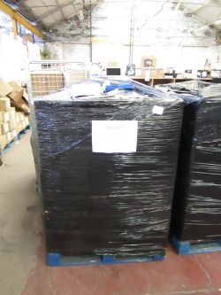 New delivery, Pallets of raw return Air Fryers, Air fryer cookers, Air beds