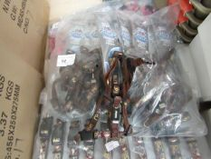 10 x Rogz Pupz Dog Collars. Size Xtra Small (21cm - 34cm. New with tags