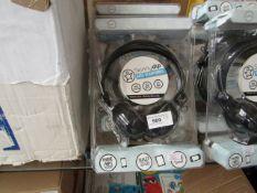 5 x Skinny Dip Base Headphones. RRP £10.99 on ebay Packaged