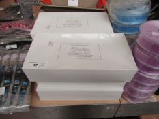 6 Boxes of 100 Tissues. Unused