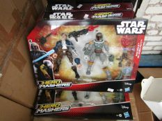 Star Wars Han Solo Hero Mashers. New & Packaged