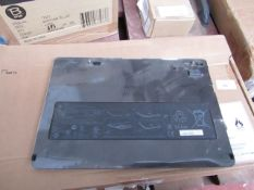 HP CQ06XL rechargeable battery, untested and boxed.