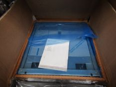 Thomas Regout balance box mount, unchecked and boxed.