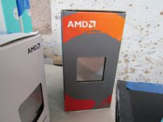 AMD Ryzen 5 1600X 3.6 GHz 6-Core Processor - 16 MB - Socket AM4, untested and boxed. RRP £207.99