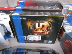 Gigabyte Z390 Gaming X ATX Motherboard - Intel Z390 Chipset - LGA1151 Socket, untested and boxed.