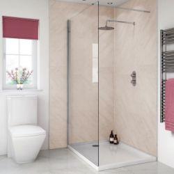 New Splash Panel 2 sided shower wall kits