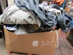 | 1x | PALLET OF APPROX 15 ELECTRICAL RAW CUSTOMER, SOME LOOSE, SOME IN NON ORIGINAL BOXES, SOME