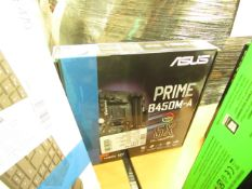 Asus Prime B450M-A Gaming Motherboard. Boxed But Untested. RRP œ229.99