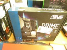 Asus Prime Z370-A II. Boxed But Untested. RRP œ229