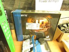 Gigabyte 7390 UD Ultra Durable Motherboard. Boxed but Untested. RRP œ159.99