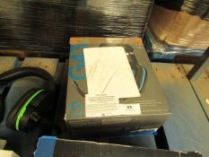 Logitech G432 Wired Gaming Headset, tested working for audio only, mic untested. Boxed. RRP œ69.99