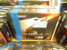 Gigabyte Caorus Z390 Pro Wifi Aorus Gaming Motherboard. LGA 1151. Boxed But Untested. RRP œ384.99