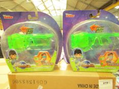 4x Miles From Tomorrowland spectral eyescreen, new and packaged.