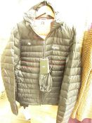 Rapha Explore Down Jacket. Size Large. New with Tags.RRP £220. Comes with handy Carry Bag