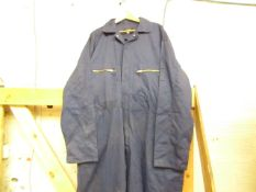 ST Workwear boiler suit, size 3XL, new.