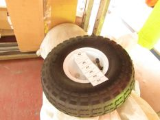 Replacement sack truck wheel unused