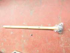 Ace 2LB sledge hammer with hickory handle, new