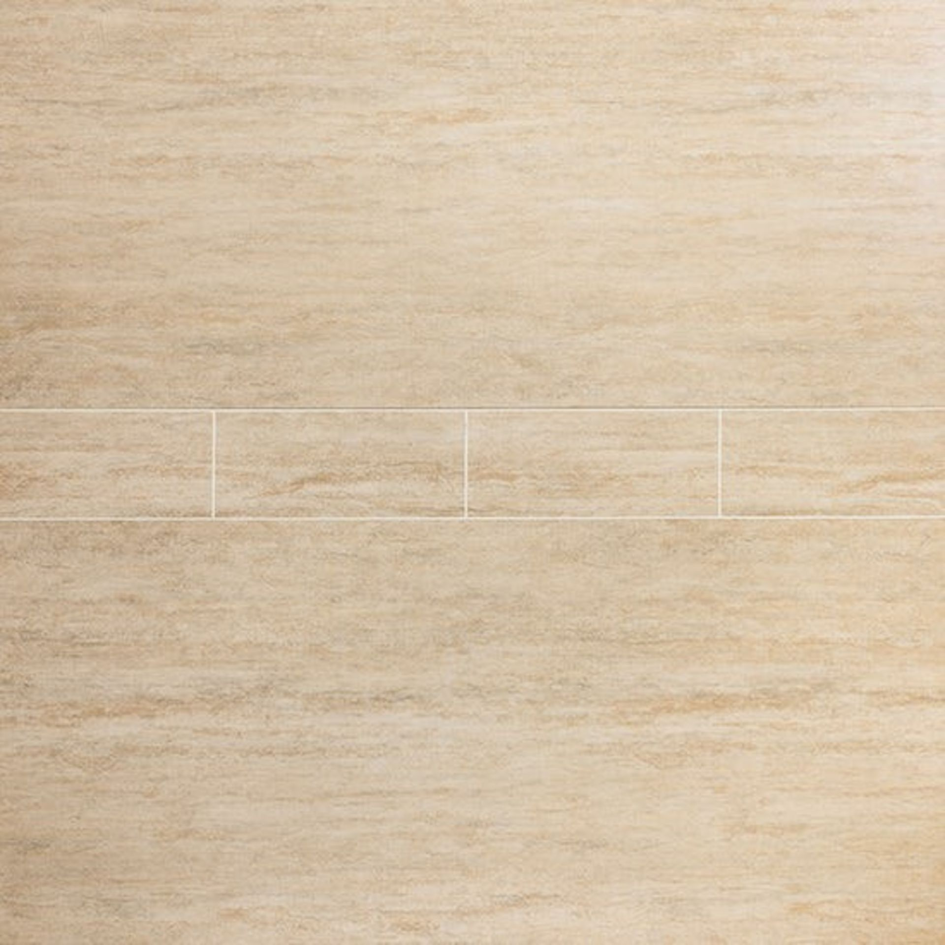 12x Splash Panel 2 sided shower wall kit in Sandstone, new and boxed, each kit contains 2 - Image 2 of 3