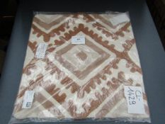   1X   H&M HOME CUSHION COVER 50CM X 50CM   UNUSED AND BAGGED,   RRP £24.99  