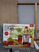 | 5X | MAGIC BULLET | UNCHECKED AND BOXED | NO ONLINE RE-SALE | SKU C5060191467360 | RRP £39.99 |