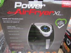   8X   POWER AIR FRYER 3.2L   UNCHECKED AND BOXED   NO ONLINE RE-SALE   SKU 5060191468053  RRP £79.